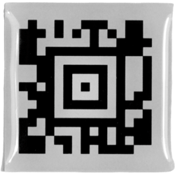 Barcode sticker (dik)
